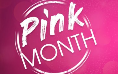 Luna noiembrie este luna pink în care te invităm să-ți descoperi frumusețea! Partea a II-a